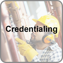 Credentialing Training